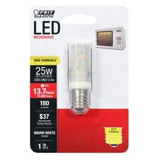 BULB LED T8 E17 WW 2.5W
