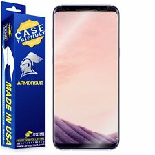 ArmorSuit MilitaryShield- Samsung Galaxy S8 PLUS Case-Friendly Screen Protector