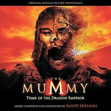 THE MUMMY TOMB OF THE DRAGON EMPEROR CD New Factory Sealed