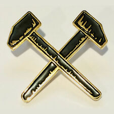THE HAMMERS Enamel lapel pin cockney rejects west ham judge nyhc sxe hardcore