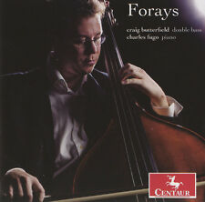 Craig Butterfield - Forays [New CD]