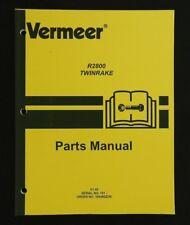 heavy equipment manuals books for vermeer disc mower ebay rh ebay com vermeer lm42 parts diagram Vermeer LM42 Specs