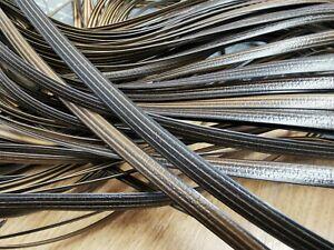 1m Replacement Wicker Repair Rattan Braid BROWN