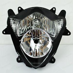 New Headlight Headlamp Clear Fit For Suzuki GSXR1000 GSX-R1000 K5 2005 2006