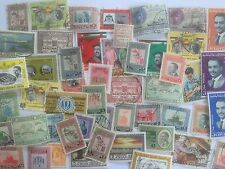50 Different Jordan Stamp Collection