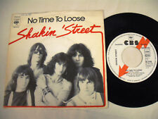 "SHAKIN STREET  No Time To Loose  7"" Promo"