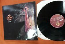 "All About Eve Scarlet +3 Live tracks Uk 1989 vinyl 12"" Ep original Mercury"