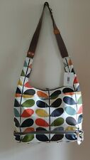 ORLA KIELY Nappy/Baby Changing Bag and Changing Mat -Multi