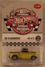 2008 Hot Wheels 8th Nationals/Convention '56 Flashsider 3000 Made Real Riders