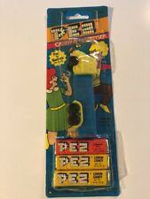 PEZ D Series Truck R2 Yellow Cab on Blue Trailer MIB Card