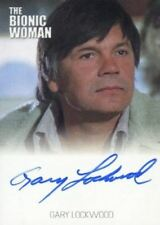 Bionic Collection The Bionic Woman Gary Lockwood Autograph Card