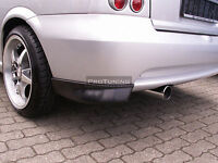 Vauxhall Opel Astra G MK4 98-05 Coupe Cabro Rear Bumper Spoiler splitters set