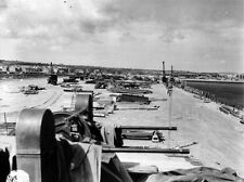 7x5 Gloss Photo ww490 Normandy English Channel Cherbourg 1944 73