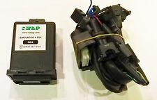 4 CYL PETROL INJECTORS EMULATOR NLP AEB ARCIMEDE LPG GAS UNIVERSAL BOSCH PLUGS