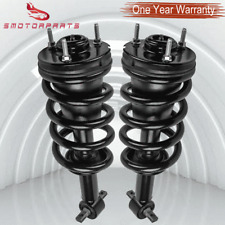 Front Complete Shocks Struts Absorbers For Chevy Silverado 1500 2007-13 1336333