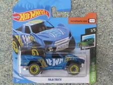 Hot Wheels 2020 #110/250 BAJA TRUCK blue @E