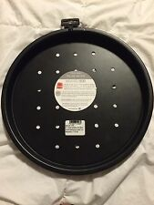 New Mauviel 1830 11in/28cm Nonstick Steel Pierced Mold Round French Cooking