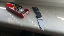 Spyderco Chaparral Lightweight , CTS-XHP , grey FRN Handle