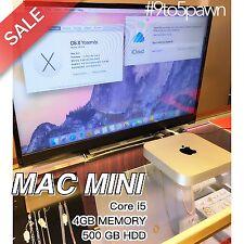 Apple Desktop Mac Mini Intel Core i5 1.4 GHz 4 GB RAM 500 GB HDD | 9 to 5 Pawn
