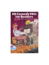 101 Comedy Hits For Buskers  Books | Melody line, Lyrics & Chord