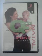 Quick Fix - Post Natal Workout New DVD
