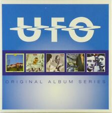5x CD - UFO - Original Album Series - NEU - #A2950
