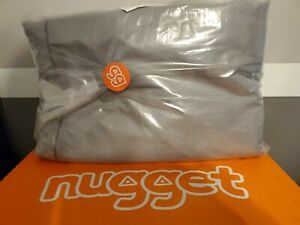 Nugget Comfort Kids Couch COVER SET Koala IN-HAND!! READY TO SHIP TO YOU!!