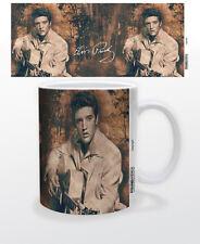 ELVIS PRESLEY GUITAR FOREST 11 OZ COFFEE MUG LEGEND ICON MUSIC GREAT GIFT FUN!!!