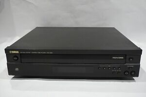 Yamaha CDC-506 Natural Sound Compact Disc Player Tested Works Fast Shipping