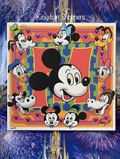 Disney 90 Celebration of the Mouse Mickey Comics Print Le Canvas Wrap Yamada