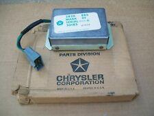 NOS MoPar 1968 Satellite GTX Coronet Charger Fury Polara AM/FM Stereo Multiplex