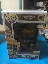 Funko POP Asia TOSSAKAN Thailand Toy Expo Exclusive Rare