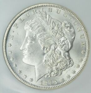 1879-CC Capped Die Morgan Silver Dollar Key Date! No reserve 10 day auction