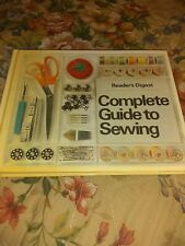 New listing Vintage Complete Guide To Sewing Readers Digest 1979 Hardcover