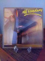 Original Off Broadway-Quick Turns Vinyl LP (1980), Atlantic- SD-19286 VG/EX