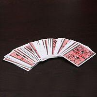 Magic Card Toon Cartoon Cardtoon Deck Pack Playing Animation Prediction Tricks