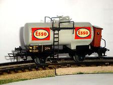 Modelleisenbahn-Märklin-Spur HO - Kesselwagen ESSO 314