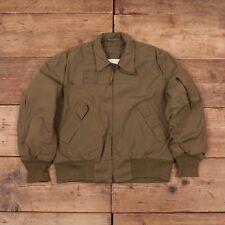 """Hombre Vintage US Army 1980s CVC Chaqueta de clima frío DLA100-89 Mediano 40"""" XR 9286"""