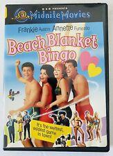 Beach Blanket Bingo 2001 DVD Frankie & Annette 1965 Film Midnite Movies