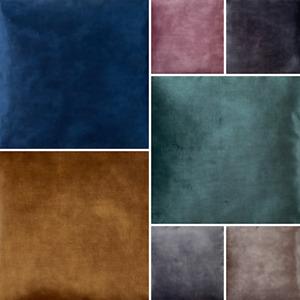 Coniston Velvet Upholstery Fabric Soft Feel Cushion Curtain Craft FR BS7177