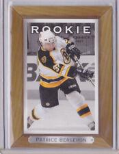 03-04 Bee Hive Patrice Bergeron Rookie Bruins RC Beehive 2003