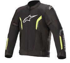 Giacca moto estiva Alpinestars AST V2 Air Jacket Giallo Nero