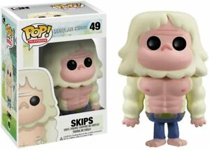 Funko Pop! Regular show OOB Skips NO BOX
