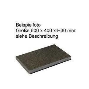 138,96€/m² PE Schaumstoff 600x400xH30 mm - Schaumstoffeinlagen selbst herstellen