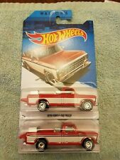 Hot Wheels Sam Walton's 1979 Ford F150 Truck Walmart Regular and no tampo ERROR