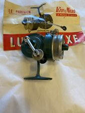 Vintage Luxor Pezon & Michel Fishing Reel Made in France - Unused