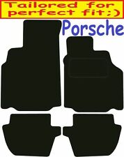 Porsche 911 (996) Tailored car mats ** Deluxe Quality ** 2004 2003 2002 2001 200