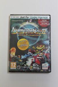 Awesomenauts Edition Collector. PC Jeu De Langue Français, Neuf Y Scellé