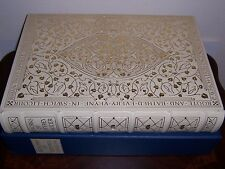 Folio Society Works Of Geoffrey Chaucer - Facsimile of Kelmscott Press Edition