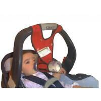 Hands Free Baby Bottle Holder- Bebe bottle Sling Infant Feeding Red